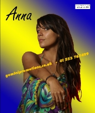 Anna Female Vocalist Singer