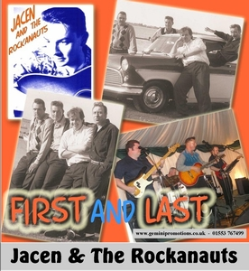 Jacen and the Rockanauts