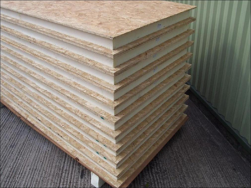 Diy sip panels uk for Diy structural insulated panels