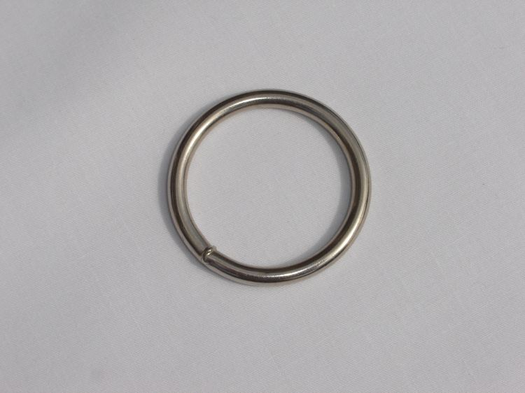 Welded 40mm Ring
