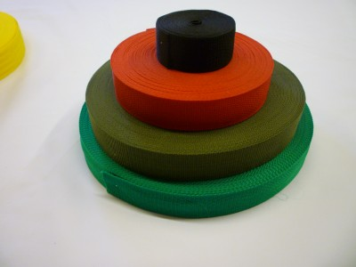 38mm Polypropylene Webbing.