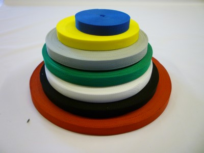 25mm Polypropylene Webbing