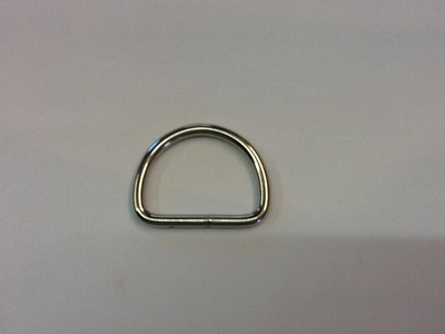 20mm Welded D Ring
