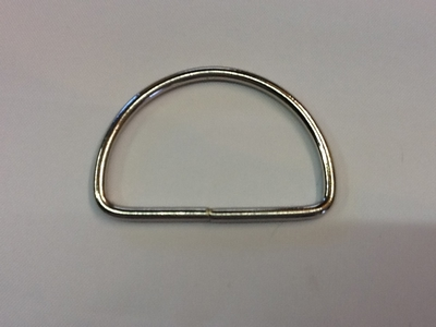 50mm Welded D Ring