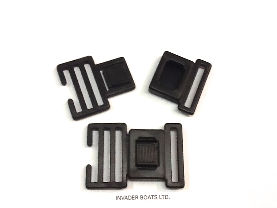 Centre Release Buckle