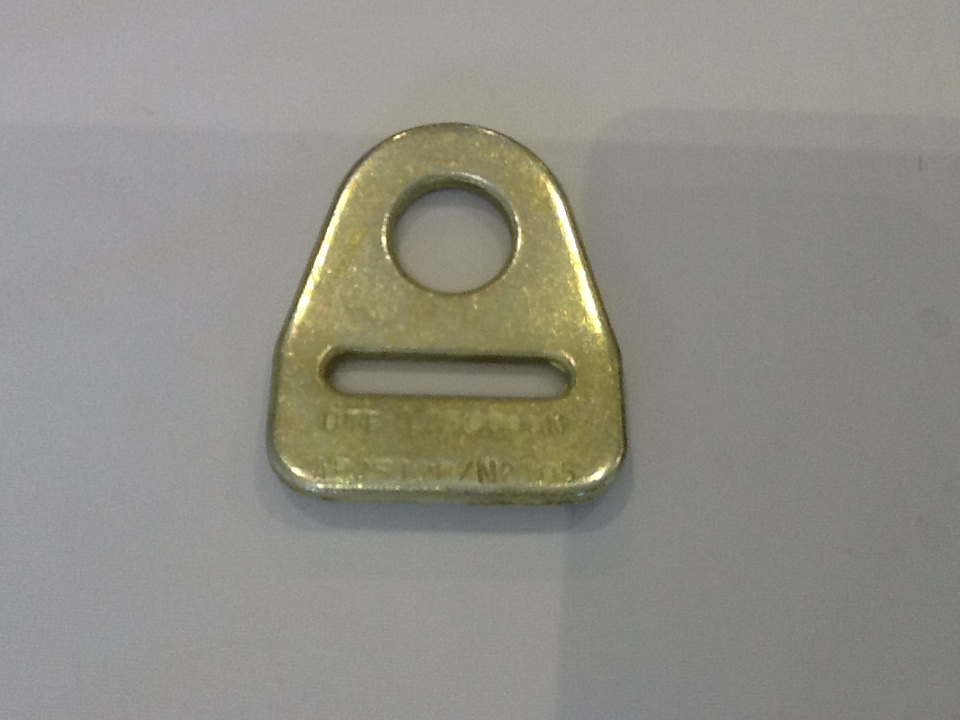 Anodised Anchor Plate 25mm