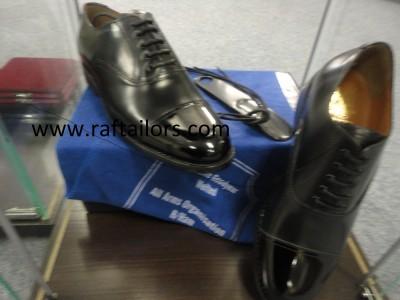 a64808d463ea Oxford Patent Toe Cap Black Shoe