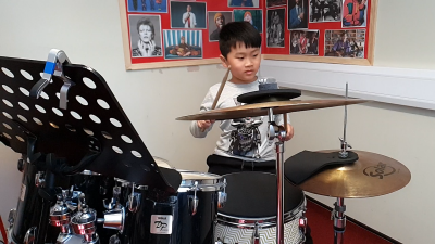 drum lessons sheffield