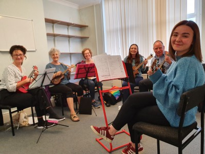 ukulele lessons sheffield