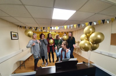 Adult singing groups sheffield