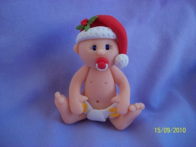 baby cake toppers santa baby cake topper shop wedding cake 1420
