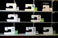 Huge Range Of Sewing Machines And Overlockers