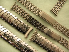 Montal Stainless Steel British Made Watch Bracelets