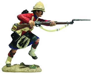 W Britain Soldiers War Along The Nile A Near Run Thing  Limited Edition 27055