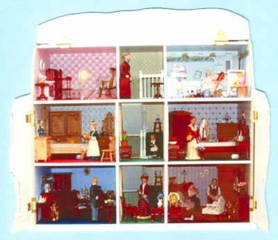 KH 30 Ash dolls house kit, sold out