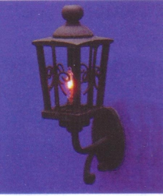Dollshouse Carriage Lamp