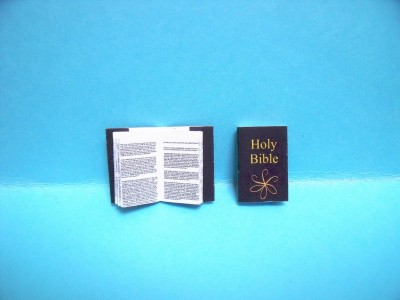 CF 12 Miniature church printed bible