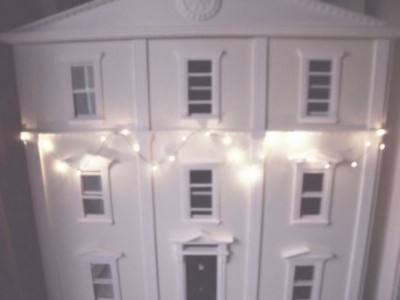 X30 Dolls house Christmas lights string 24's sold out.