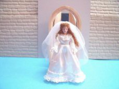 Dolls house Bride
