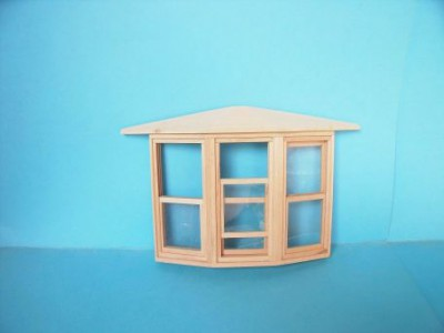 Dolls house bay window