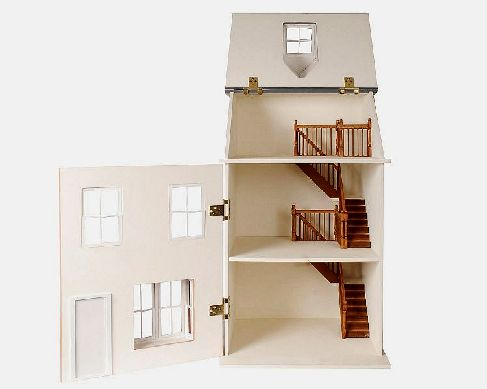 KH 53 Dolls house Terrace, free shipping