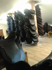 saddle room