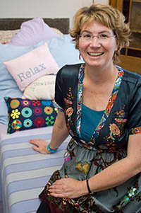 Dr Melanie Jones PhD Owner of Paradise Clinic, Kemnay Aberdeenshire