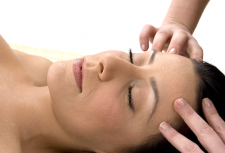 Facial or Face Reflexology with Dr Melanie Jones PhD Paradise Clinic, Kemnay Aberdeenshire