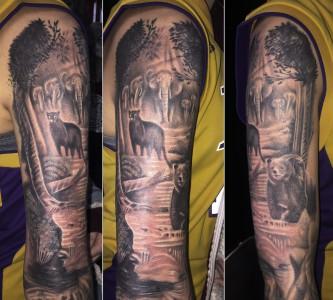 7a0bf936027ec Tattoo Artist | Evor| Pure Ink 2