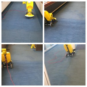 Office carpet cleaning West Lothian