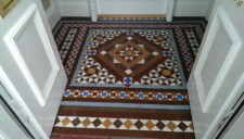 Tiled floor cleaning Edinburgh