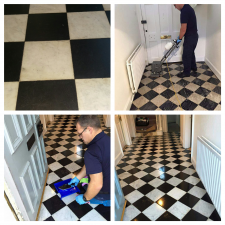 Marble floor polishing in Edinburgh