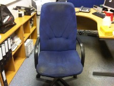 Office upholstery cleaning West Lothian