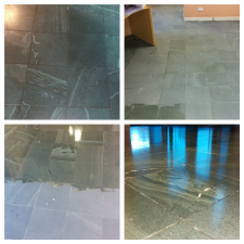 Commercial floor cleaning West Lothian