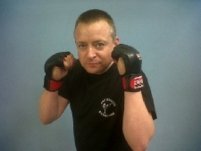 Kickboxing instructor training