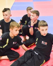 ARO Fitness Kickboxing Elite Boys Fight Day