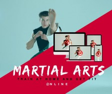 ONLINE TRAINING WITH ARO FITNESS KICKBOXING