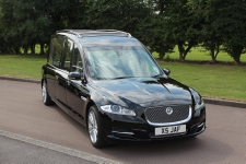 Our Jaguar Hearse