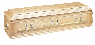 Manor - There are a range of caskets available, please ask for further details.