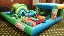 13ft x 16ft Toddler Playzone & Soft Play Toys