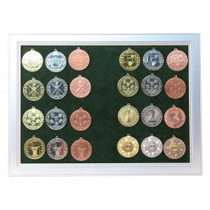 MDB MEDAL DISPLAY BOARD