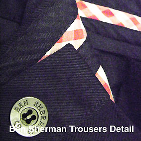 BSZFSCTR Ben Sherman School Trousers : from £19.99