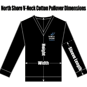 NSBLVNCOKPRK North Shore Black V-Neck Knitted Pullover : from £16.99