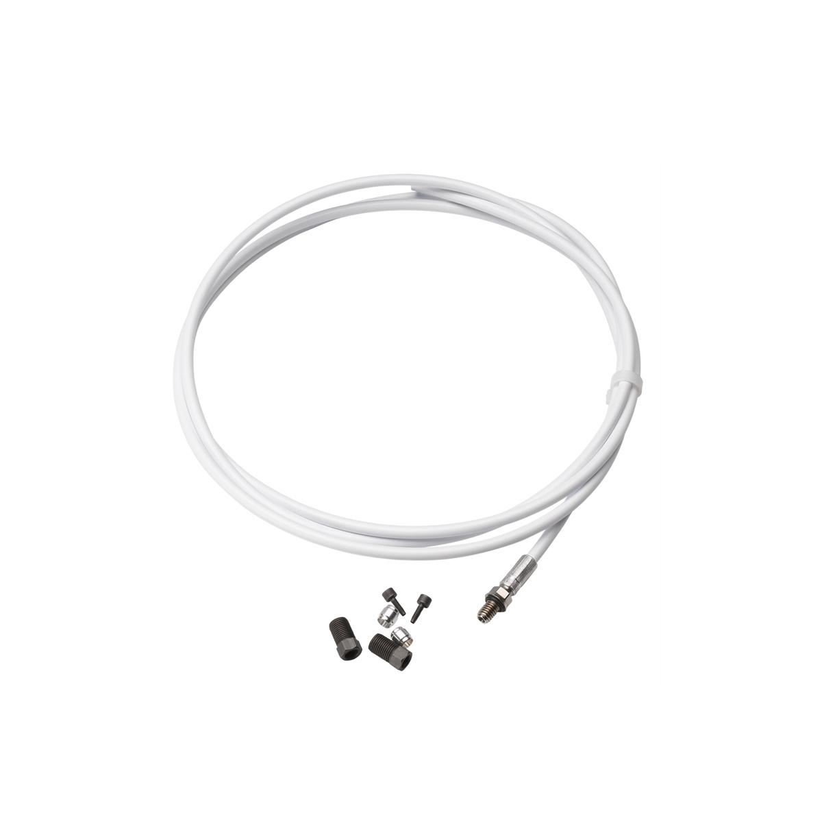 Sram Hydraulic Line Kit - Guide Rsc/guide Rs/guide R/db5/level Tl, 2000mm, Stainless, White, Qty 1