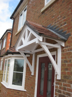 Timber Door Canopies Traditional Cottage Canopies Front Door Canopies