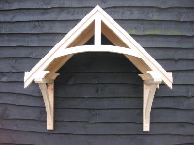 Delicieux Timber Door Canopies