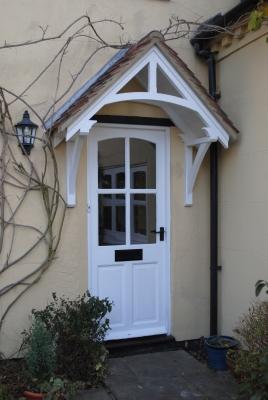 timber door canopies traditional cottage canopies front door canopies