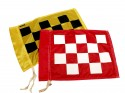 kp chequered tie flags