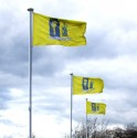 club house flags
