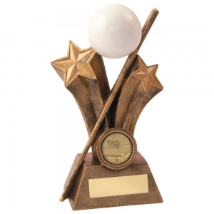 TD106/525 POOL / SNOOKER BALL TROPHY